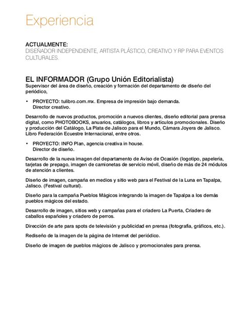 Modelo Curriculum Chile 2016 Modelos De Curriculum 2016 Curriculum 2016 Modelos De Curriculum 2016 Newhairstylesformen2014