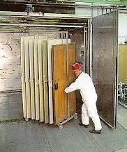 holz altern natronlauge blankholz ablaugen in der spr 252 kabine
