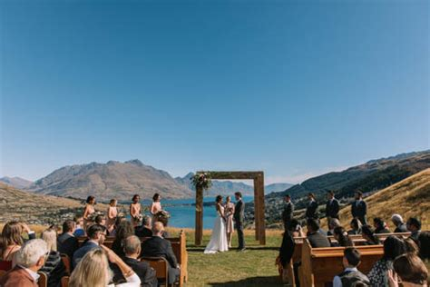 Wedding Ceremony Queenstown by Personalising Your Queenstown Wedding Ceremony Choosing