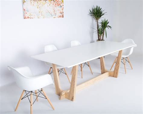 sapodilla modern dining table midcentury modern