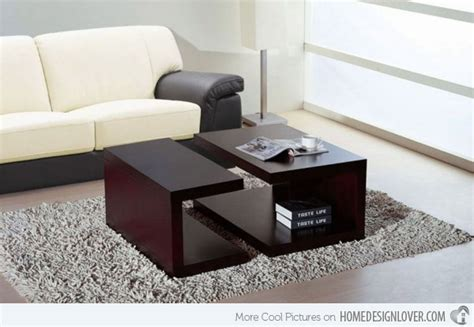 modern and contemporary design tables 15 modern center tables made from wood home design lover