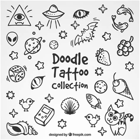 kd 151 tattoo pen doodle vectors photos and psd files free download