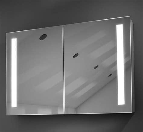 badkamer spiegelkast 90 cm bol luxe spiegelkast met verlichting verwarming en
