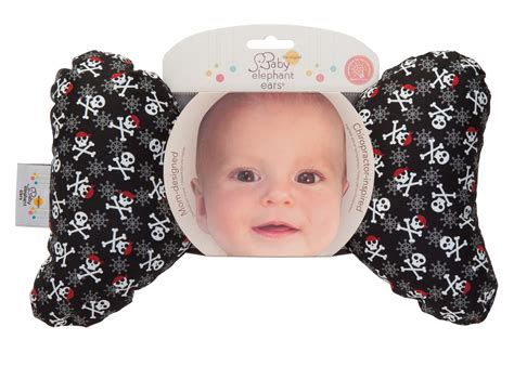 Elephant Ears Baby Pillow baby elephant ears support pillow many patterns ebay