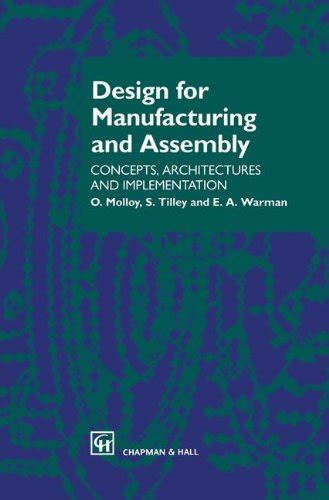 dfm design for manufacturing pdf design for manufacturing and assembly concepts