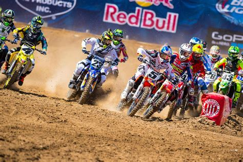 ama pro motocross live saturday live hangtown motocross racer x