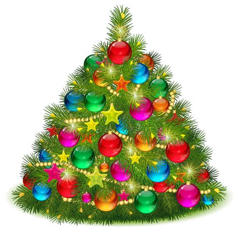 christmas decorations images clip art large tree clipart clipart suggest