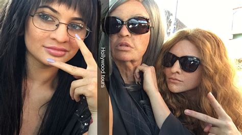kylie kendall and khloe kardashian undercover on snapchat