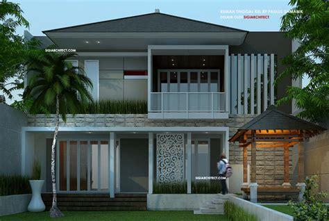 desain rumah mewah minimalis modern 2 lantai images desain rumah modern minimalis 2 lantai type 500 m2