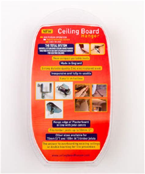 Ceiling Board Hangers by Ceiling Board Hanger Ceiling Plasterboard Hanging Plasterboard On Ceilings How To Hang