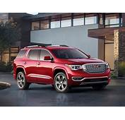2017 GMC Acadia Redesigned  Kelley Blue Book