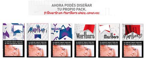 Design Your Own Marlboro | cigarette news from argentina cpcca