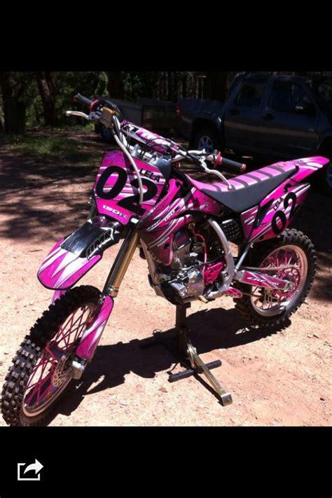 pink motocross bike pink crf150 pink crf150r pink dirt bike pink honda pink