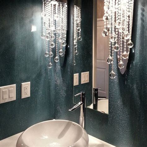 chosing powder room finishes a dramatic powder room finish by m m bender designer wall