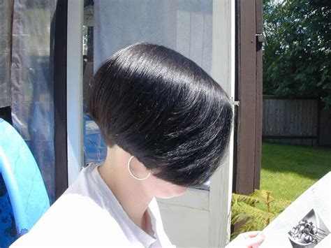 show me wedge haircut little girls hair clippered napes google search bobs