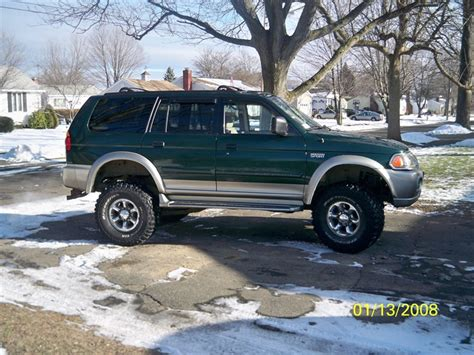 lifted mitsubishi montero montero sport lifted related keywords montero sport