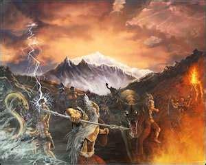 mythologie nordique ragnaroek