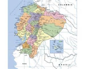map ecuador south america maps of ecuador detailed map of ecuador in