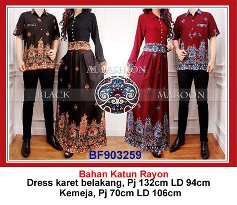 Gts Baju Batik Wanita Sarimbit Muslim Modern baju gamis modern terbaru detail produk model sarimbit batik muslim bahan katun rayon kode