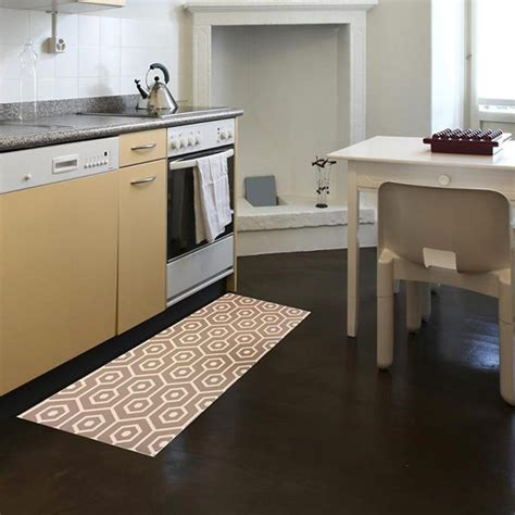 tapis cuisine design vente privee tapis de cuisine delester design batiwiz