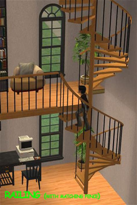 things you should know general info wood stairs mod the sims pack of fully animated spiral stairs