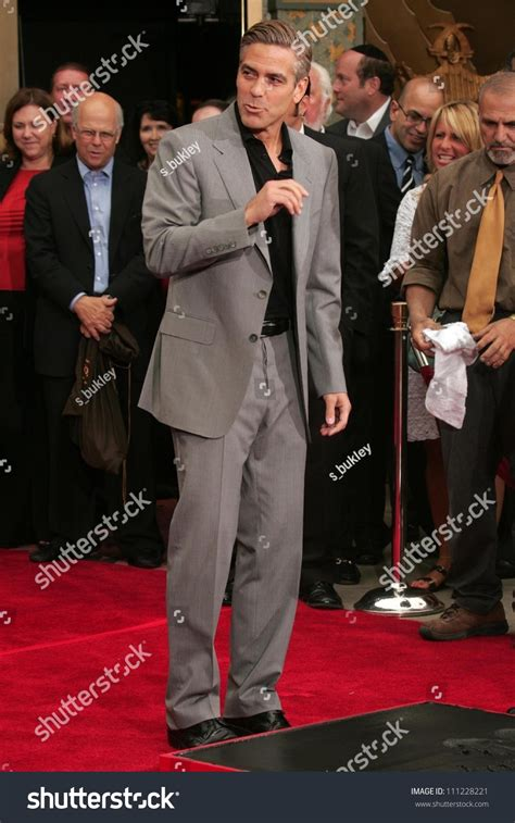 George Clooney Says Oceans Thirteen Will Be The Last by George Clooney At The Quot S Thirteen Quot Handprint And