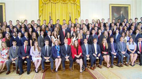 white house internship white house interns overwhelmingly white and male photo