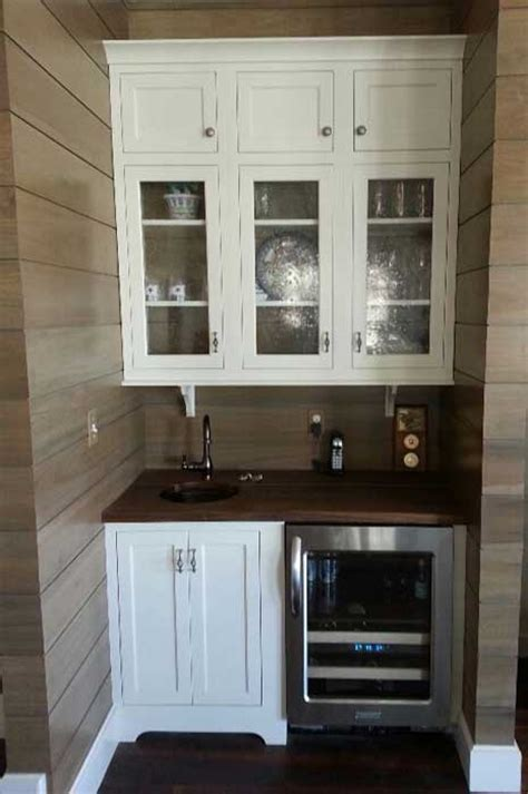 wet bar cabinets home depot laundry office wet bar heritage cabinet co