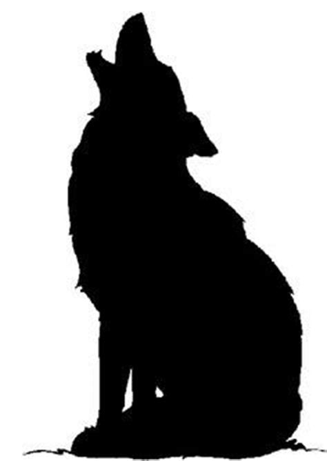 25 best ideas about animal silhouette on pinterest