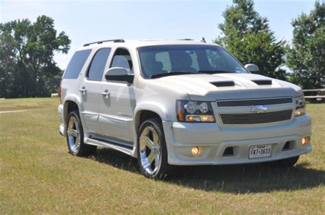 chevrolet southern comfort chevrolet tahoe ss custom by southern comfort