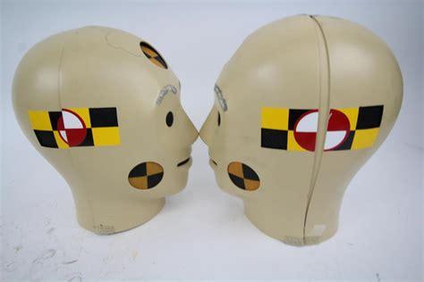 shafton crash test dummy costumes  pieces property room