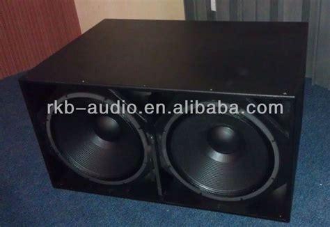 Speaker Canon 18 Inch pg 218 18 inch woofer subwoofer speaker buy subwoofer