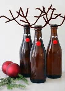Recycled christmas deco
