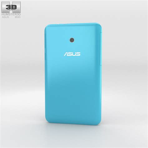 Tablet Asus Fe 170 Cg asus fonepad 7 fe170cg blue 3d model hum3d