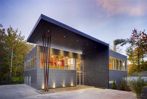 modern home design ohio homeiq endorses the metal roof here s why you should too
