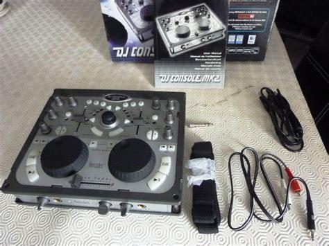 hercules dj console mk1 hercules dj console mk2 image 619721 audiofanzine