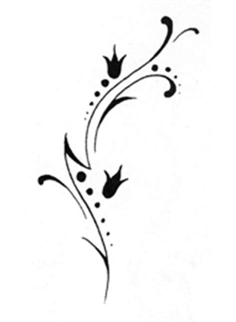 fiori tribali disegni piccoli tribali ideatattoo
