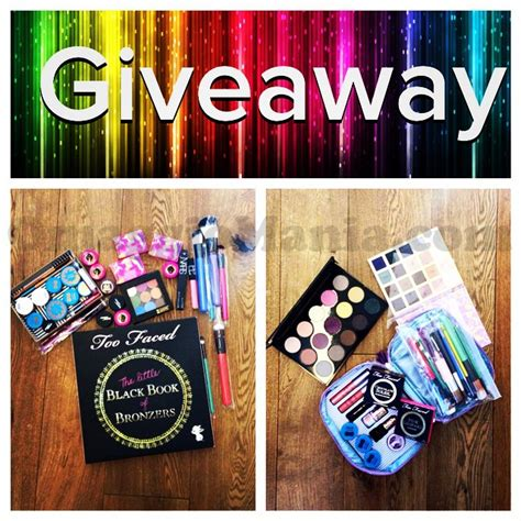 Makeup Giveaway Instagram - giveaway cliomakeup su instagram omaggiomania