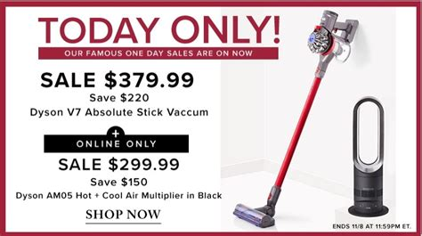 dyson fan black friday deals hudson s bay canada pre black friday 1 day sale today