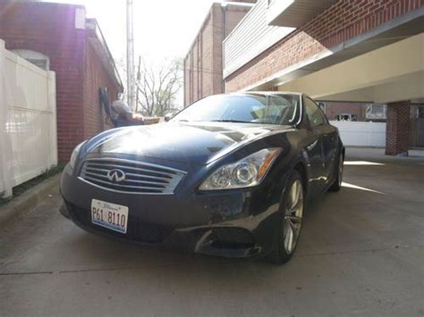 car repair manuals download 2008 infiniti g37 user handbook buy used 2008 infiniti g37 s coupe navigation fully loaded manual rebuild no reserve in chicago