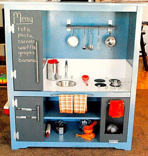 10 diy play kitchen sets home with design 5 cool kids diy kitchen sets