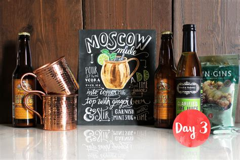 Day 3: Moscow Mule Gift Set   Style & Spice