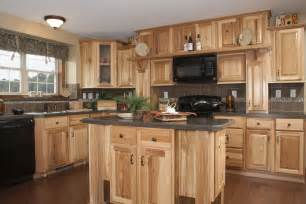 Kraftmaid Cabinet Stain Colors Kitchen In The Manhattan Hr137a Pennwest Ranch Modular