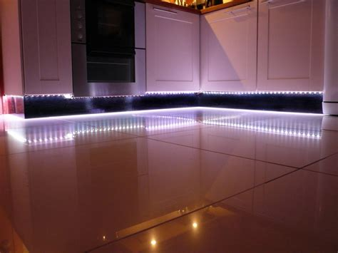 kitchen lights led led strip under cabinet lighting diy cabinets matttroy