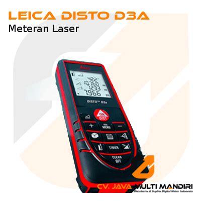 Meteran Laser Meteran Laser Leica Disto D3a Digital Meter Indonesia
