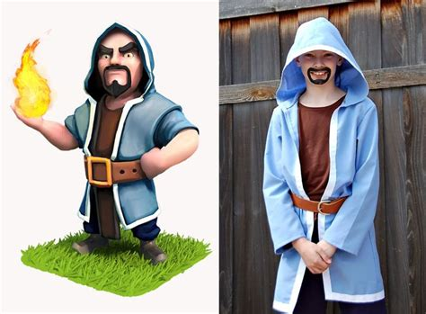 Kaost Shirt Clash Royale Witch clash of clans wizard costume search