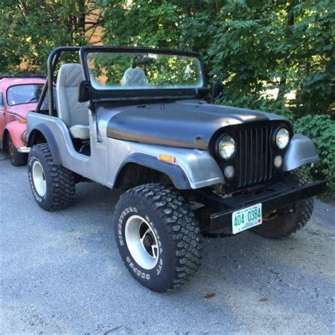 1974 jeep for sale 1974 jeep cj5 for sale