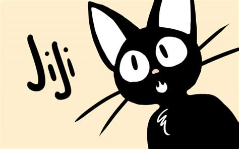 jiji the cat tea