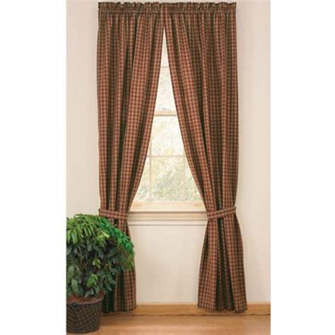 sturbridge curtains country curtains park designs black sturbridge window treatment tier 72 x