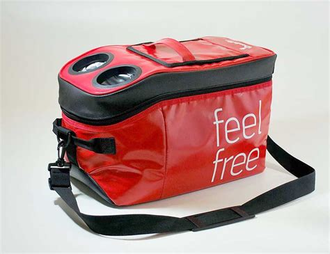 isabella awning bag isabella cooler bag feel free red isabella accessories